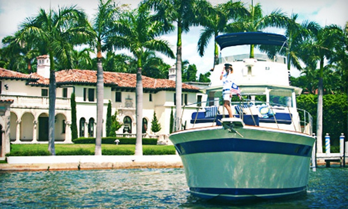 Captain Joe's Boat Rentals, Tours and Charters, Inc. - Oceanfront: $50 Reward