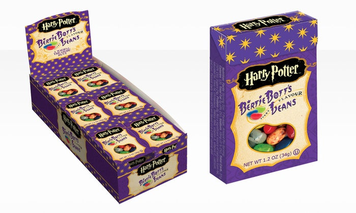 Harry Potter Bertie Bots 12-Pack : $22.99 for a Harry Potter Bertie Bots 12-Pack ($27 List Price). Free Shipping.