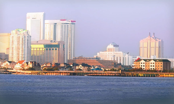The Chelsea - Atlantic City: 1-Night Stay with Solarium Passes and Hotel Credit at The Chelsea in Atlantic City, NJ