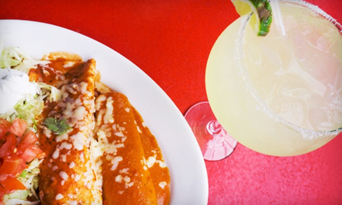 El Parral Mexican Restaurant - Multiple Locations: $15 for $30 Worth of Mexican Fare at El Parral Mexican Restaurant