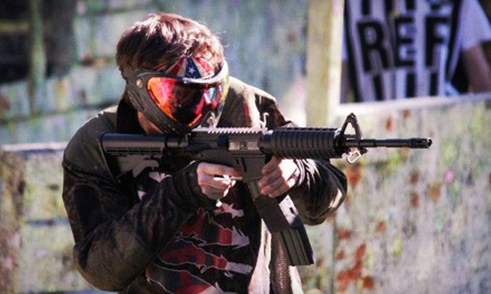 Panther - Airsoft: Airsoft Package for 2, 4, 6, or 12 People at Panther (Up to 58% Off)