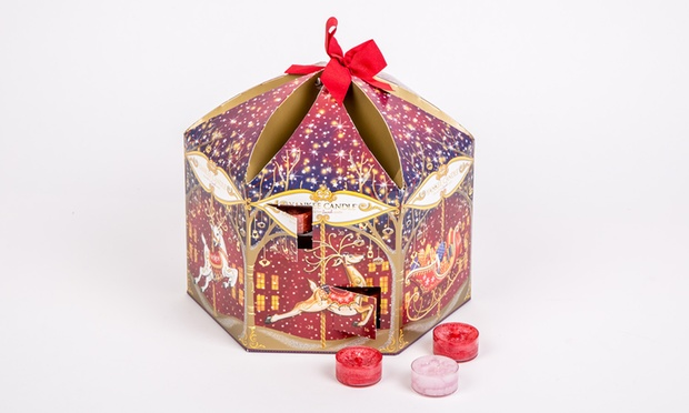 Yankee Candle Advent Calendars Groupon Goods