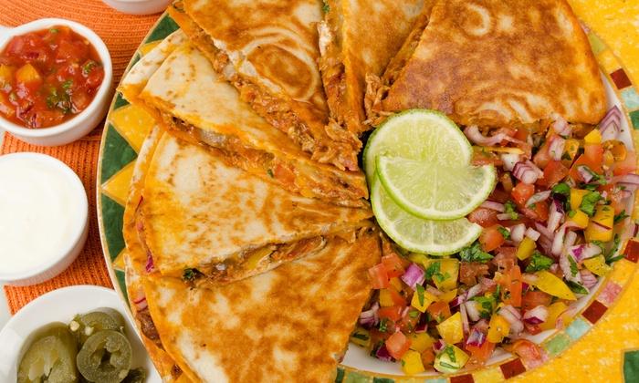 Luna Estrella Mexican Cocina - Lowell: $7 for $12 Worth of Mexican Food — Luna Estrella Mexican Cocina