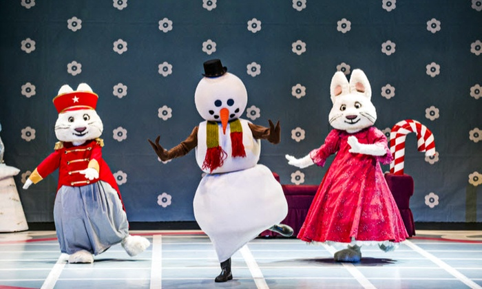"""Max & Ruby in the Nutcracker Suite"" - The Tower Theater: ""Max & Ruby in the Nutcracker Suite"" at Tower Theater on Saturday, December 14, at 1 p.m. or 4 p.m. (Up to 49% Off)"