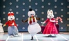 """""""Max & Ruby in the Nutcracker Suite"""" - The Tower Theater: """"Max & Ruby in the Nutcracker Suite"""" at Tower Theater on Saturday, December 14, at 1 p.m. or 4 p.m. (Up to 49% Off)"""