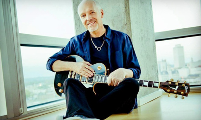 Frampton's Guitar Circus with B.B. King - Whiskey Roadhouse-Horseshoe Council Bluffs Casino: Peter Frampton's Guitar Circus with B.B. King on Saturday, August 17, at 6:30 p.m. (Up to $60.50 Value)
