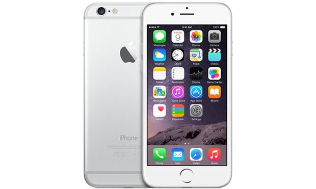apple iphone 6 6 reconditionn groupon. Black Bedroom Furniture Sets. Home Design Ideas