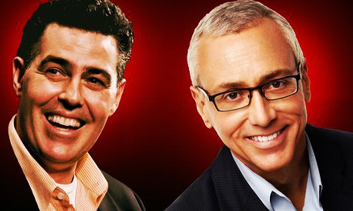 The Adam And Drew Reunion Tour: Starring Dr. Drew And Adam Carolla - Newport: The Adam And Drew Reunion Tour: Starring Dr. Drew And Adam Carolla on Sunday, August 25 (Up to 45% Off)
