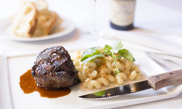 Federal American Grill - Washington Ave./ Memorial Park: $10 for $20 Worth of Steakhouse Cuisine at Federal American Grill
