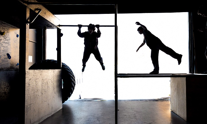 Path Movement - Path Movement: Three or Five Parkour Classes at Path Movement (Up to 53% Off)