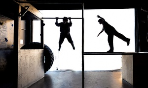 Path Movement: Three, Five, or One Month of Unlimited Parkour Classes at Path Movement (Up to 58% Off)