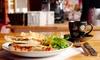 Atlantic Bagel Cafe - Brooklyn Heights: 10% Cash Back at Atlantic Bagel Cafe