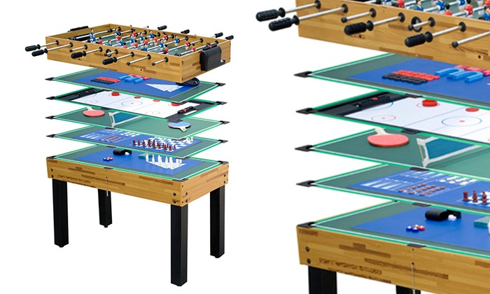 gamesmaster 39 12 in 1 39 table groupon goods
