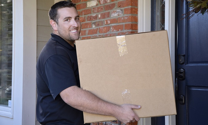 Closetbox Storage - Dallas: Two Months of a 5'x5' or 10'x10' Storage Space with At-Door Pickup Service from Closetbox (Up to 76% Off)