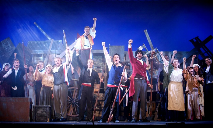 """Les Misérables"" - Redondo Beach Performing Arts Center: ""Les Misérables"" at Redondo Beach Performing Arts Center Through June 28 (Up to 30% Off)"