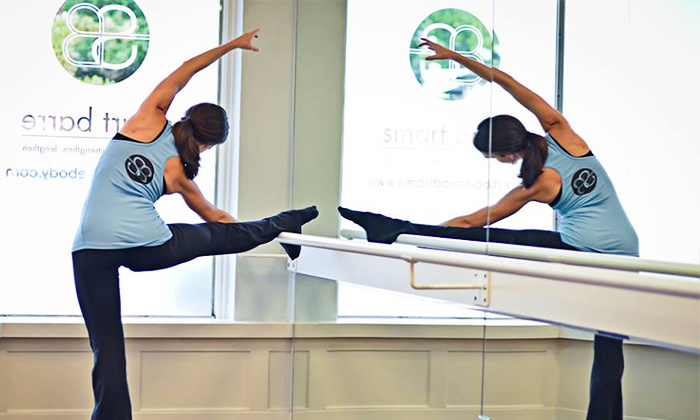 Smart Barre Cityview - Cityview: Five Barre Classes or One Month of Unlimited Barre Classes at Smart Barre Cityview (Up to 52% Off)