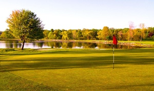 Fowler's Mill Golf Course: 18 Holes of Golf, Range Balls, and Snacks for Two at Fowler's Mill Golf Course (28% Off)