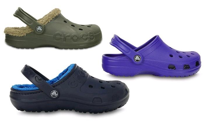 on sale 1fd58 c089a Scarpe Crocs Classic e invernali | Groupon Goods
