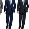 Giorgio Sanetti 100% Wool Modern Fit Suits