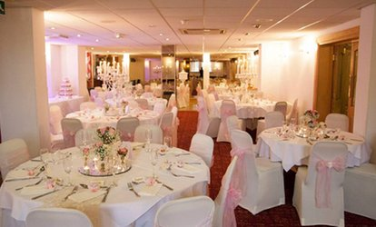 image for Wedding Package with a Three-Course Meal for 50 Daytime and 80 Evening Guests at The Sefton Park Hotel