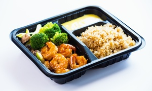 Rice Mac: $11 for $20 Worth of Asian Fusion Cuisine at Rice Mac