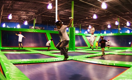 Rebounderz discount coupons