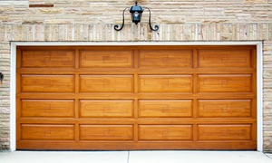 LiftPro Overhead Garage Door Service: Tune-Up of One or Two Garage Doors or Door with Rollers at LiftPro Overhead Garage Door Service (Up to 77% Off)