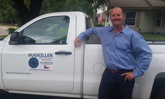 Bugkiller Termite And Pest Control - Fort Worth: $59 for $125 Worth of Pest-Control Services — Bugkiller Termite and Pest Control LLC