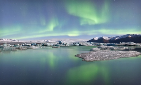 Iceland Vacation With Northern Lights Tour with Round-Trip Airfare