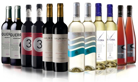 Spanish Wine Mixed Collection