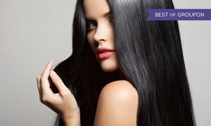 Velvet & Limonka: Zabieg keratynowego prostowania włosów za 199 zł w salonie Velvet & Limonka (zamiast 450 zł)