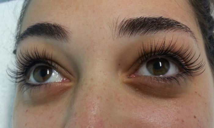 The Lash Lab La - The Lash Lab La: Full Set of Eyelash Extensions at The Lash Lab: LA (62% Off)