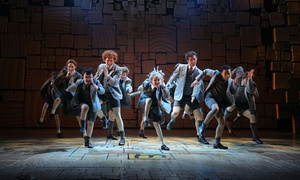 """Matilda"": ""Matilda The Musical"" on Broadway, October 6—November 8"