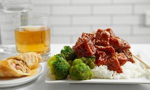 China Restaurant Jumbo: Chinesische Fleischgerichte nach Wahlmit Vorspeise für Zwei oder Vier im China Restaurant Jumbo (bis zu 62% sparen*)