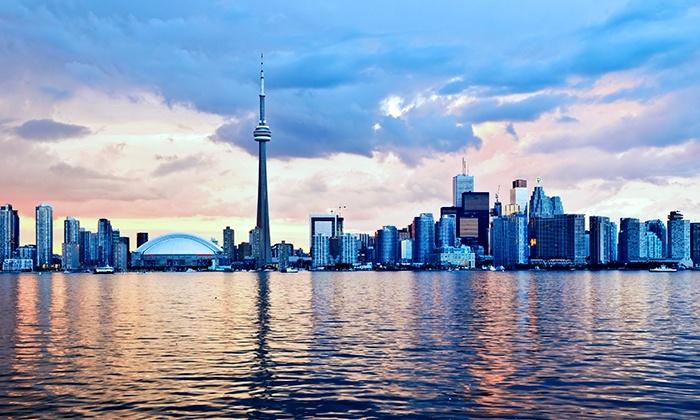 Toronto Niagara Winter Getaway