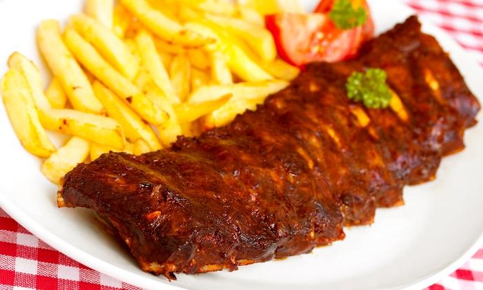 C Tavern Smokehouse Grille - Geneva: $20 for $40 Worth of Homestyle Comfort Food at C Tavern Smokehouse Grille