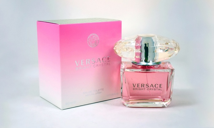 Versace Bright Crystal Women's Spray: $36.99 for Versace Bright Crystal Women's Eau de Toilette ($69 List Price). Free Shipping.