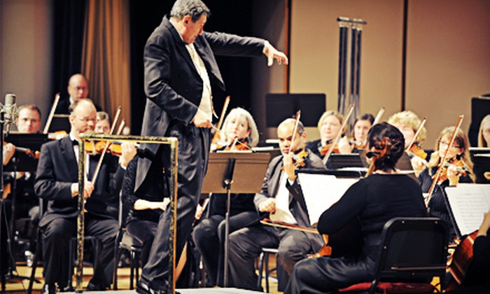 Vancouver Symphony Orchestra - Skyview Concert Hall: Vancouver Symphony Orchestra Performance for Two at Skyview Concert Hall on April 13–14 or May 25–26 (Up to 52% Off)