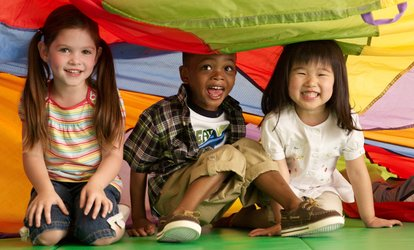 image for $51 for Month-Long Kids' Class Package at Gymboree Play & <strong>Music</strong> ($314 Value)