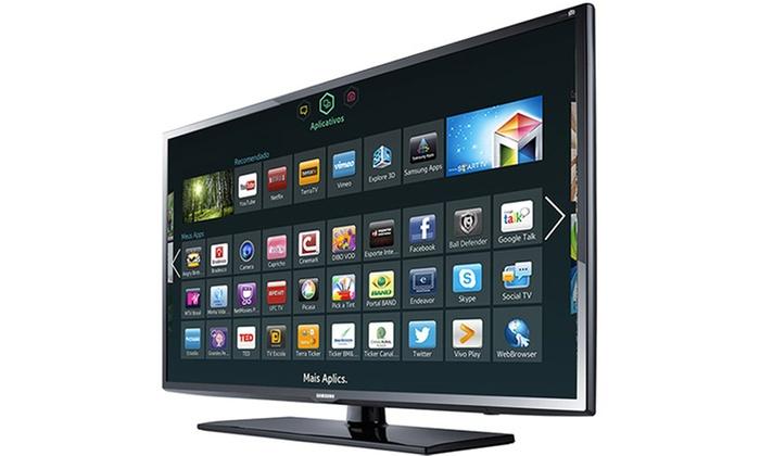 "Samsung 40"" 1080p LED Smart HDTV: Samsung 40"" 1080p LED Smart HDTV"