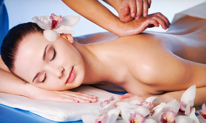 Infinity Day Spa - Crystal Lake: One or Two 60-Minute Aromatherapy or Deep-Tissue Massages at Infinity Day Spa (Up to 46% Off)