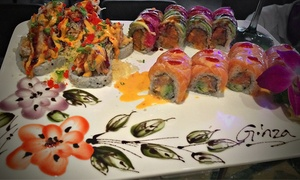 Ginza Asian Bistro: $17 for $30 Worth of Asian Food at Ginza Asian Bistro