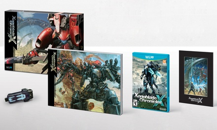 WII U XENOBLADE CHRONICLES X OR SPECIAL EDITION (PRE ORDER) RELEASING 12/04/15