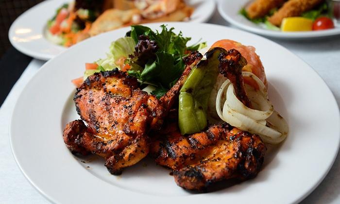 Cazbar - Downtown: Turkish Cuisine at Cazbar (Up to 40% Off)