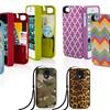 EYN Hidden Storage Smartphone Cases for iPhone or Samsung