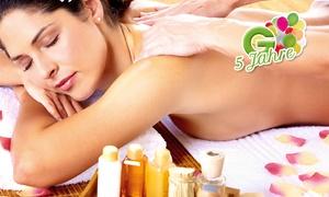 Wohlklang: 60- oder 90-minütige Massage nach Wahl im Studio von Wohlklang ab 29,90 € (bis zu 56% sparen*)