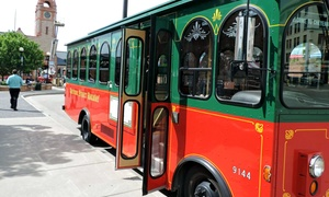 Cheyenne Street Railway Trolley: $11 for Historic Trolley Tour for Two at Cheyenne Street Railway Trolley ($20Value)