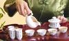 Chinesische Teezeremonie für Zwei