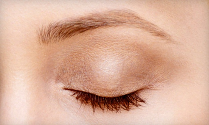 Sugarin - Greektown: One or Two Full Sets of Eyelash Extensions with Fill Treatments at Sugarin (Up to 73% Off)