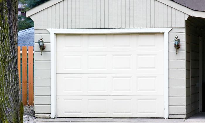 Poulson Doors Llc. - Ogden: $29 for $65 Worth of Garage-Door Repair — Poulson Doors